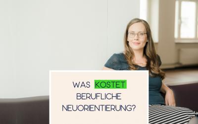 Was kostet berufliche Neuorientierung?